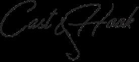 Cast & Hook Logo